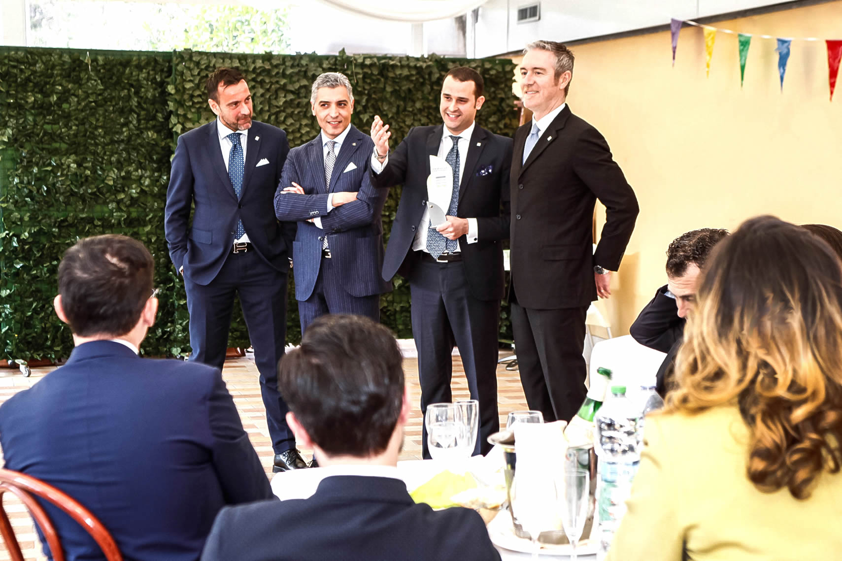 Meeting annuale Gruppo Capital