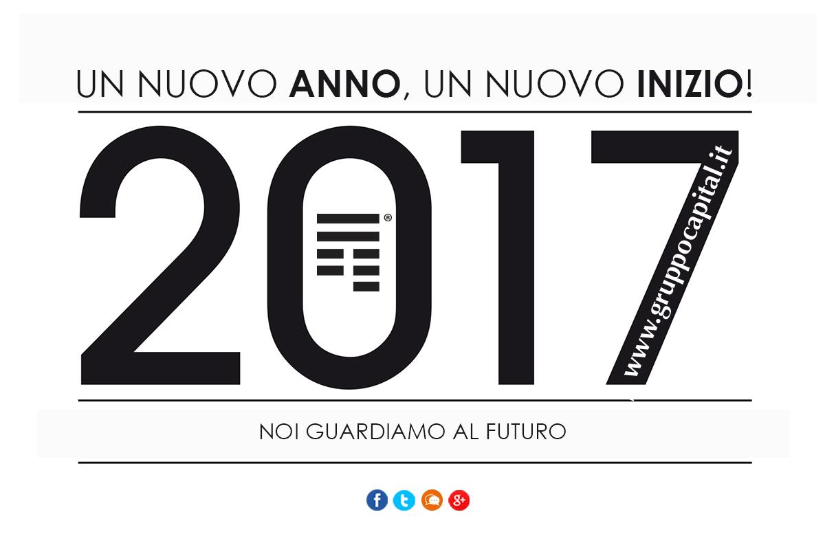 Un nuovo anno, un nuovo inizio!