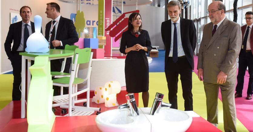 Al Made Expo B2B per l'edilizia del futuro. Delrio: bonus casa record a quota 29 miliardi