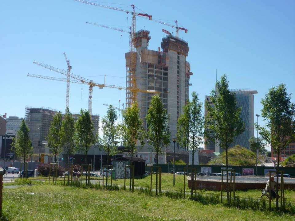Il consumo di suolo in Italia è da record