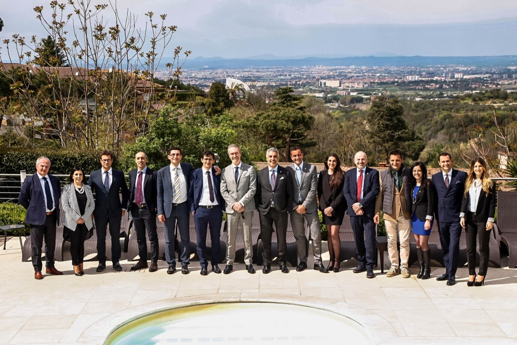 Meeting Annuale Gruppo Capital 2017