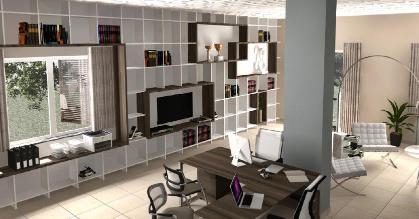 Come progettare un ufficio dentro casa
