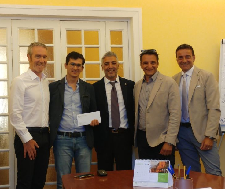 Gara Produzione Gruppo Capital: Davide Aurelio e Marino Mastrogiuseppe