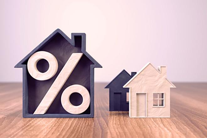 Mercato immobiliare supportato da mutui e surroghe
