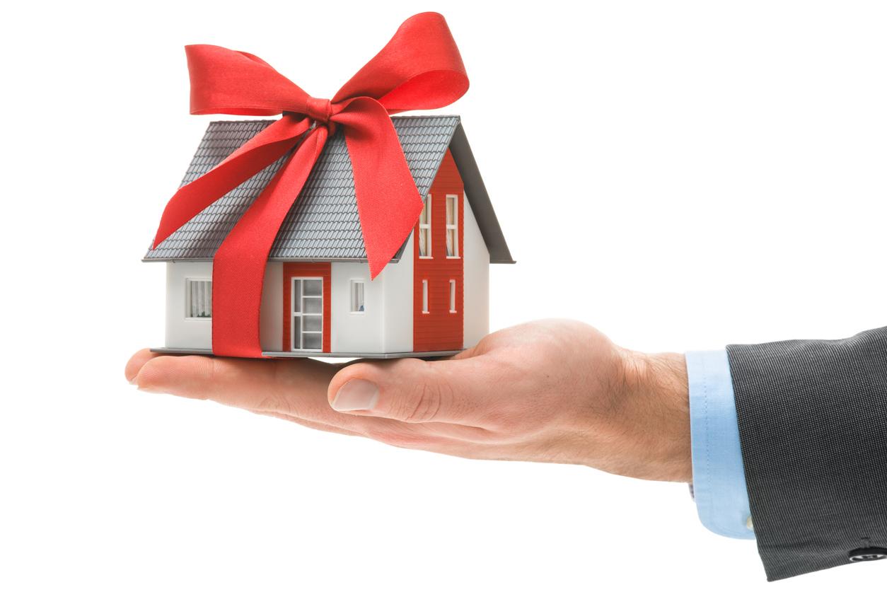 Come vendere una casa donata?