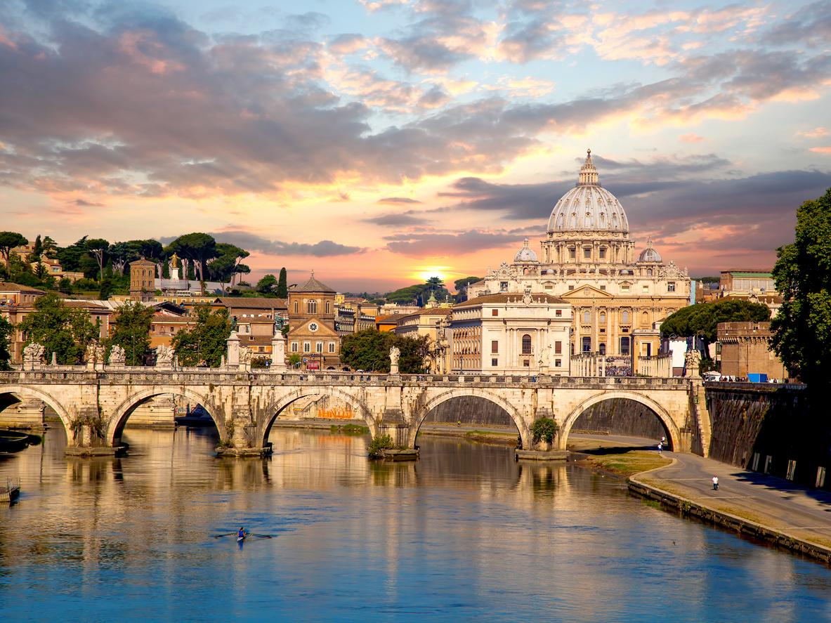 Dove abitano i vip a Roma?