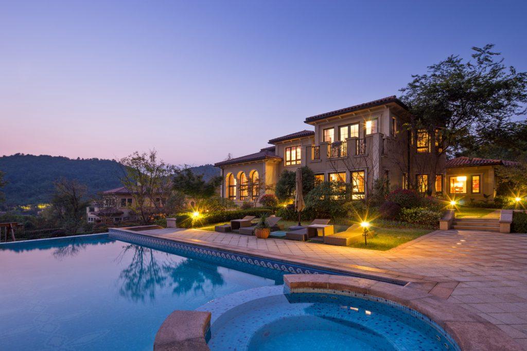 arredare casa lusso