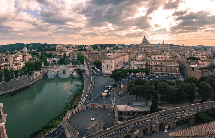 Quali sono i migliori quartieri di Roma dove abitare ?