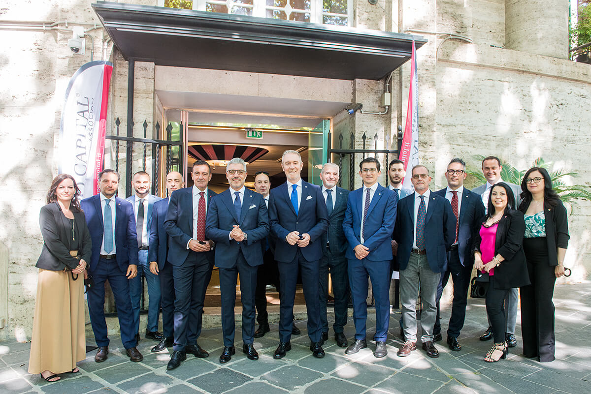 Meeting annuale Gruppo Capital 2021