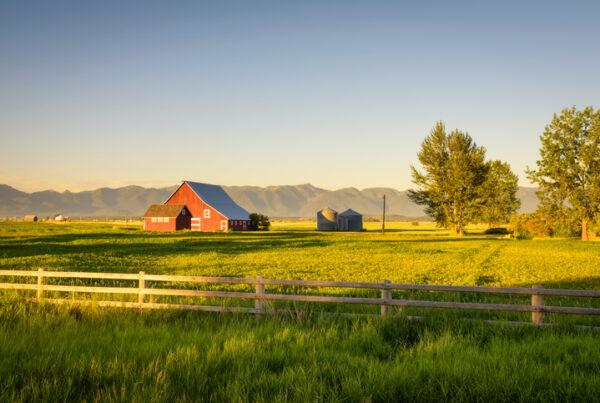 Casa bioedilizia su terreno agricolo
