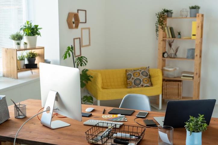 Ufficio a casa, come organizzarlo con stile